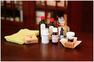 Bild Körperpflegeprodukte